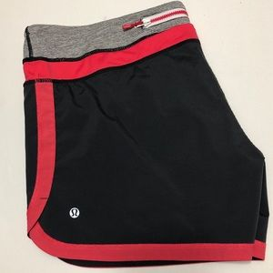 Lululemon Athletica Running Shorts